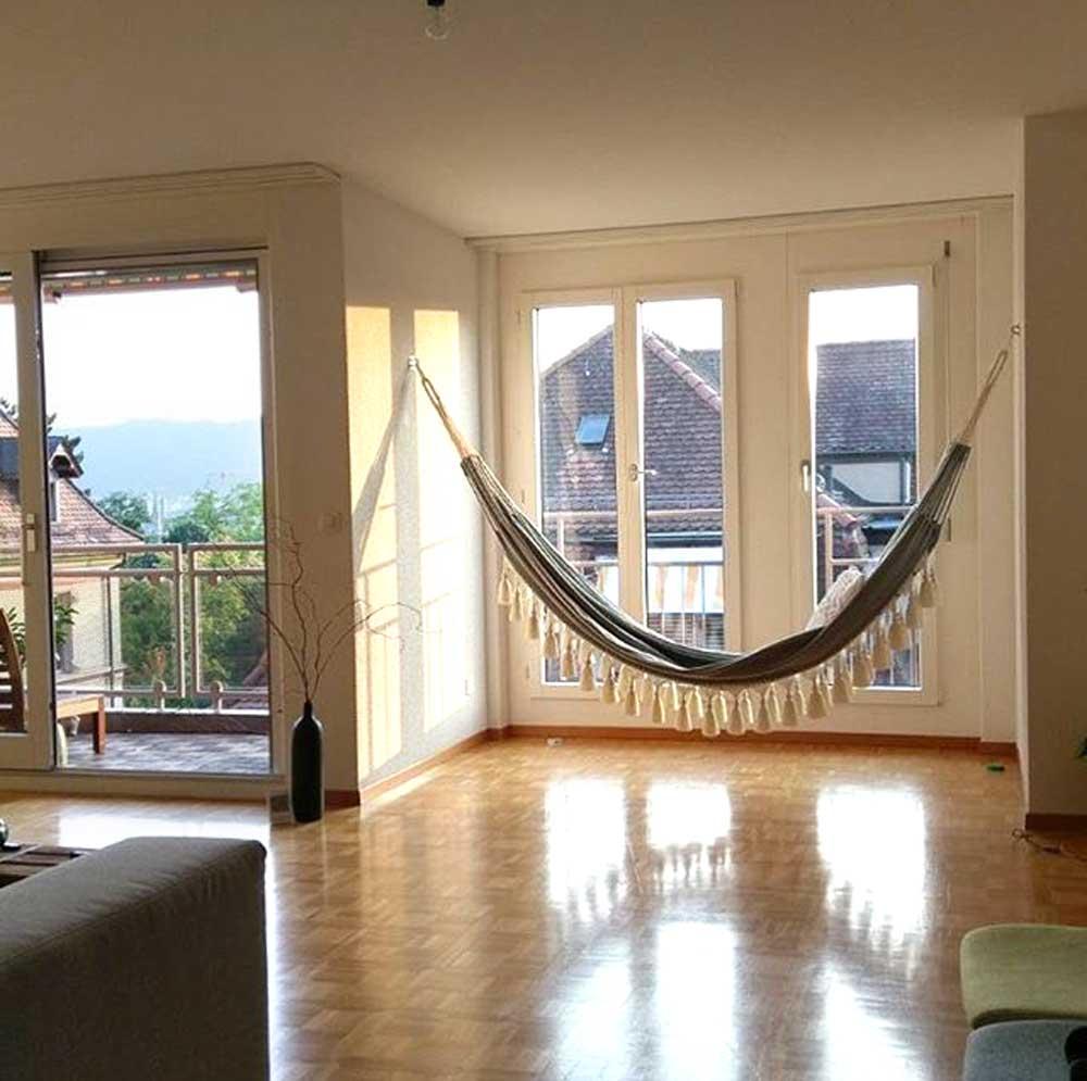great indoor hammock
